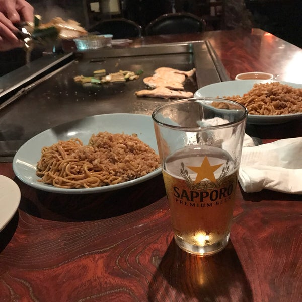 Photo taken at Mt. Fuji Japanese Steak House by Marty N. on 5/26/2017