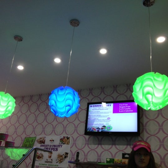 Photo taken at Wonder Berry by Carlos G. on 12/1/2012