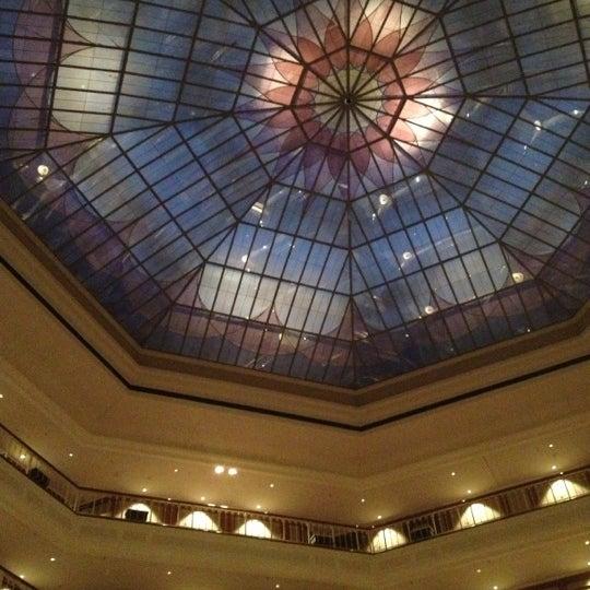 Das Foto wurde bei The Westin Grand Berlin von Sayeed C. am 10/15/2012 aufgenommen