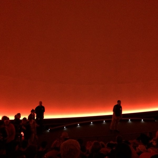 Photo taken at Morrison Planetarium by Eric A. on 4/22/2014