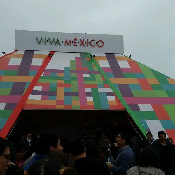 Photo taken at Mistura Perú by H P. on 9/4/2016