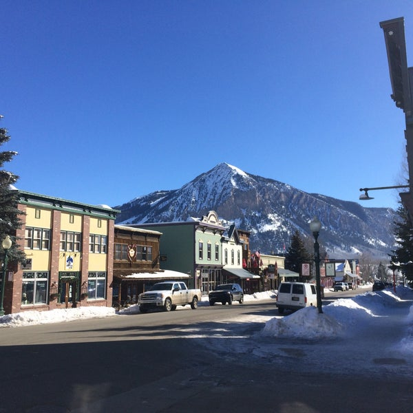 Photo taken at Crested Butte, CO by Reyner T. on 3/4/2017