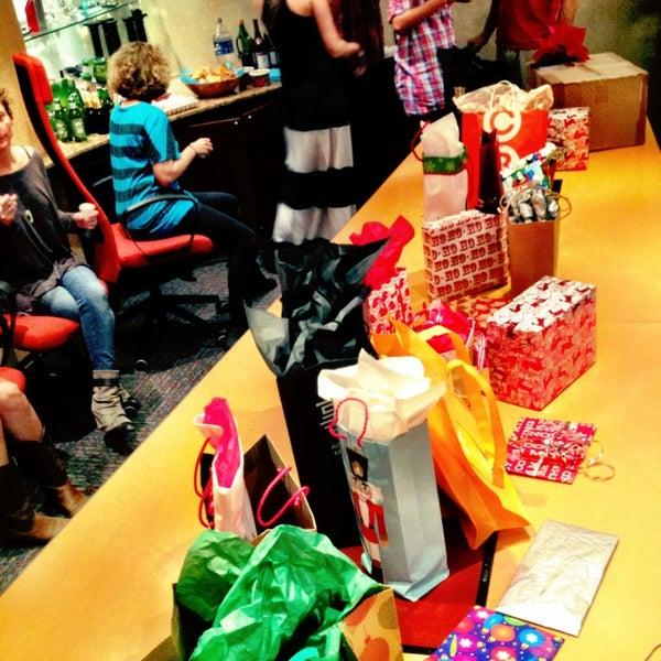Photo taken at SapientNitro by Ashlee W. on 12/19/2012