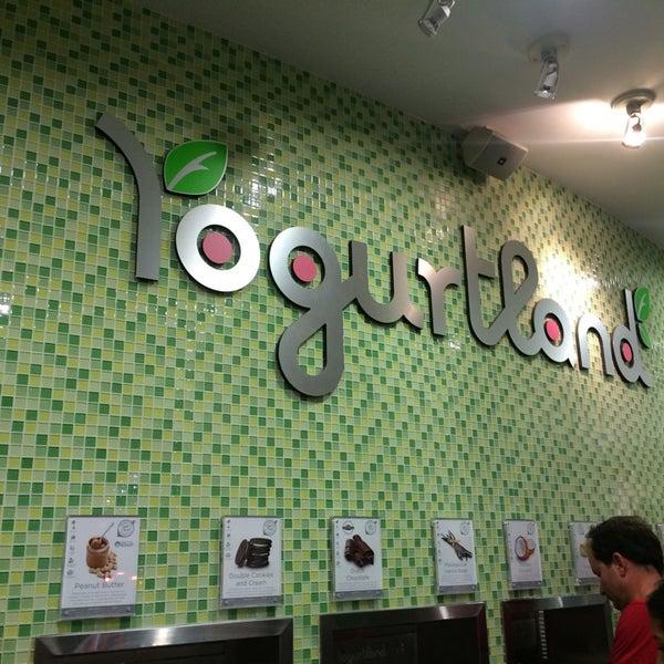 Photo taken at Yogurtland by Jacki P. on 9/14/2014