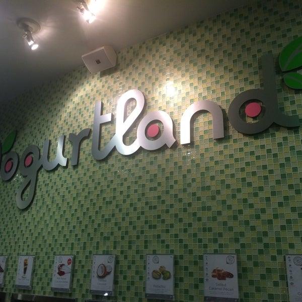 Photo taken at Yogurtland by Jacki P. on 8/15/2014