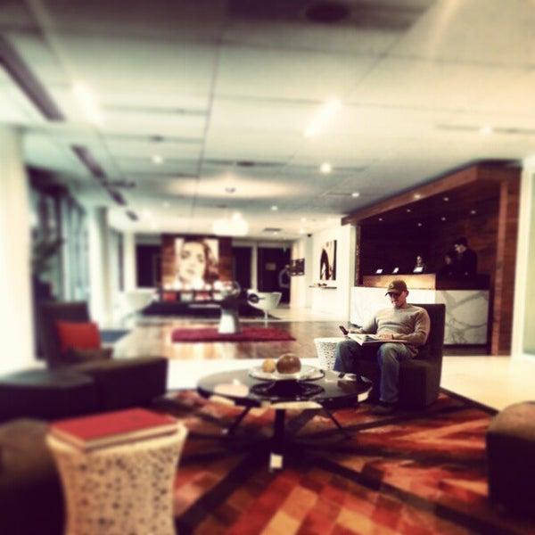 Photo taken at Hotel Modera by Jessica M. on 2/10/2013