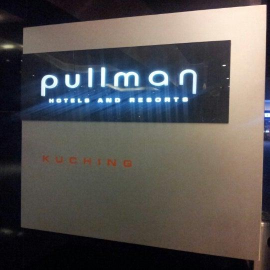 Photo taken at Pullman Kuching by Teik Chuan L. on 12/4/2012