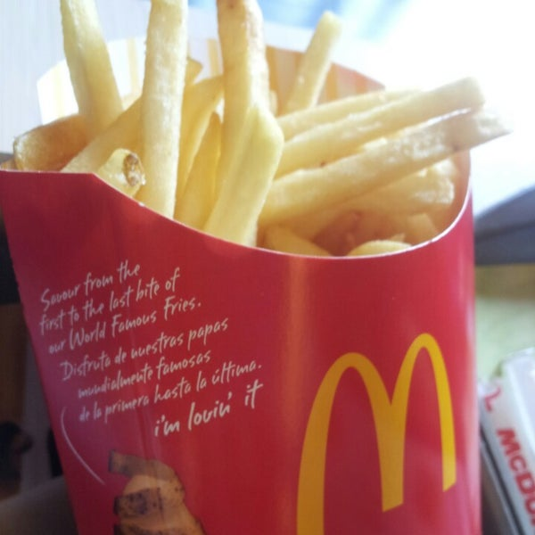Photo taken at McDonald's by Mara M. on 7/30/2013