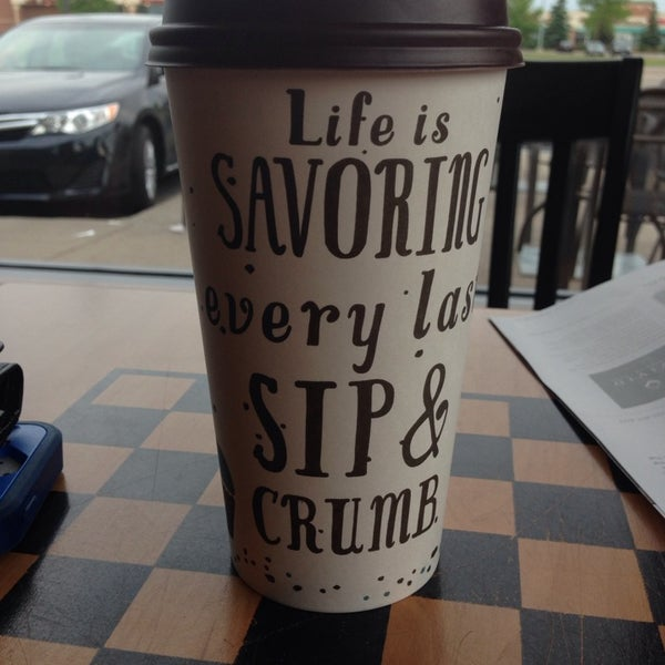 Photo taken at Caribou Coffee by Andrew B. on 5/31/2014