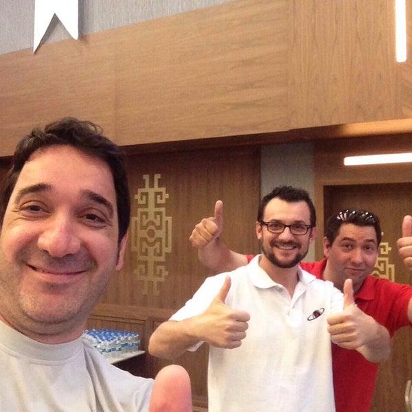 6/21/2014 tarihinde Ali G.ziyaretçi tarafından Silence Hotel Meeting Rooms'de çekilen fotoğraf