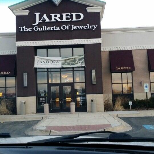 Jaredgalleria Of Jewelry 693 E Boughton Rd