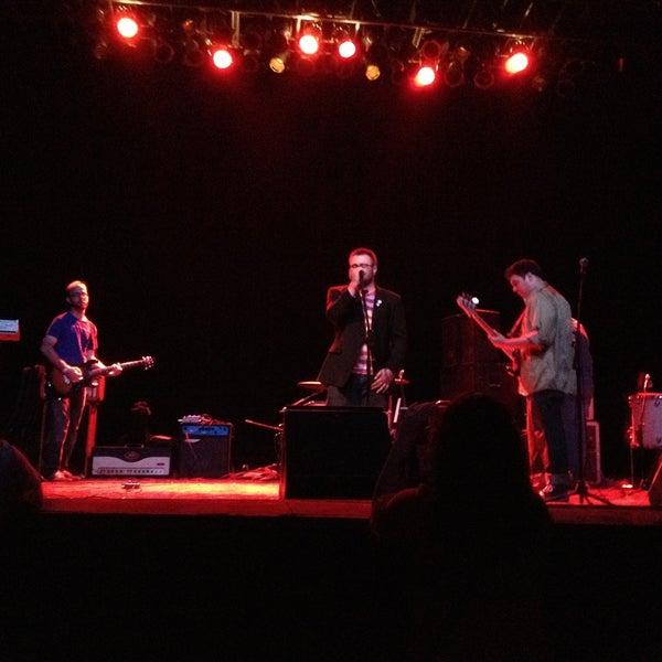 Photo taken at The Rialto Theatre by Mariella M. on 5/5/2013