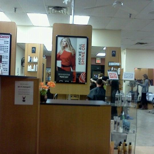 Photos at fantastic sams hair salons salon barbershop for Sams salon