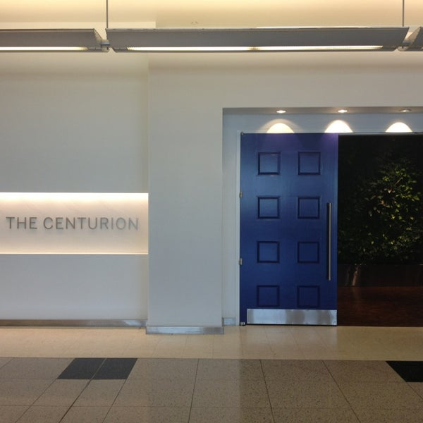 Photo taken at The Centurion Lounge Las Vegas by Adam B. on 7/17/2013