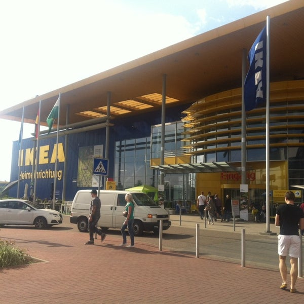 Photo taken at IKEA by Kateryna B. on 4/29/2014