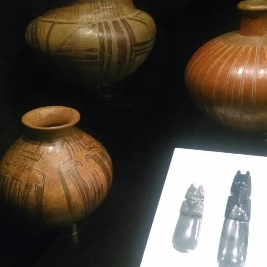 Photo taken at Museo de Jade by Ken S. on 6/18/2014