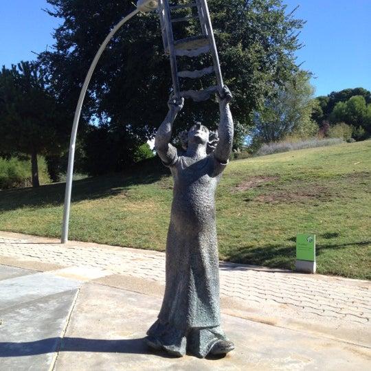 Photo prise au Jardins de Joan Brossa par Sofía C. le9/30/2012