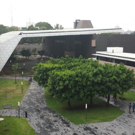 Foto tomada en Cineteca Nacional por Angel B. el 7/5/2013