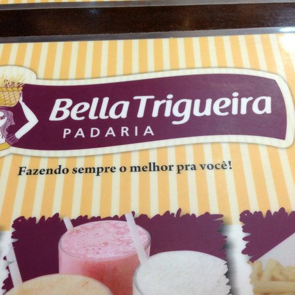 Photo taken at Bella Trigueira Padaria by Priscila S. on 3/17/2013