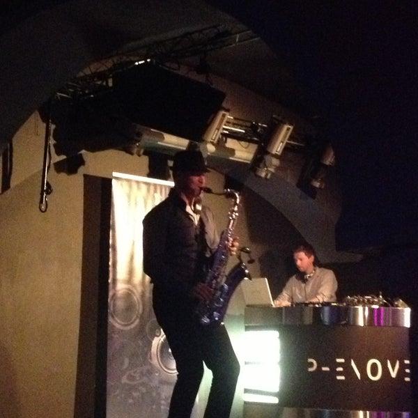 Photo taken at Music Bar Phenomen by Luuca on 4/11/2013
