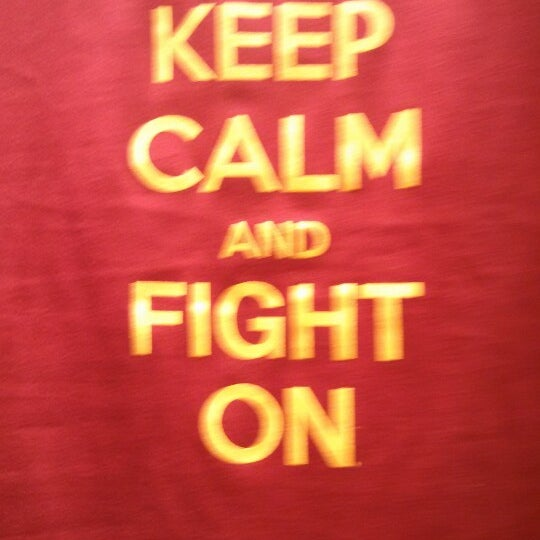 Photo taken at USC Bookstore (BKS) by Benny H. on 7/12/2014