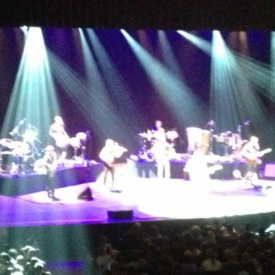 Photo taken at Lisner Auditorium by Michelle on 11/11/2012