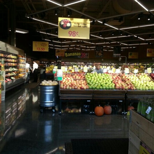 marianos fresh market ravenswood interior build out