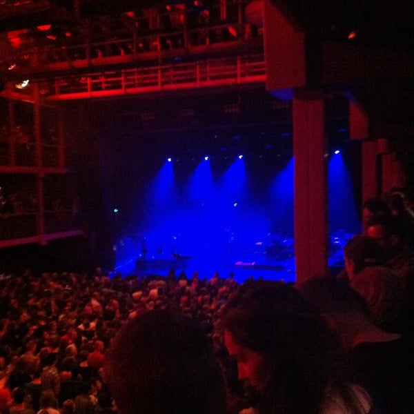 Photo taken at AB Ancienne Belgique by Stijn M. on 9/9/2014