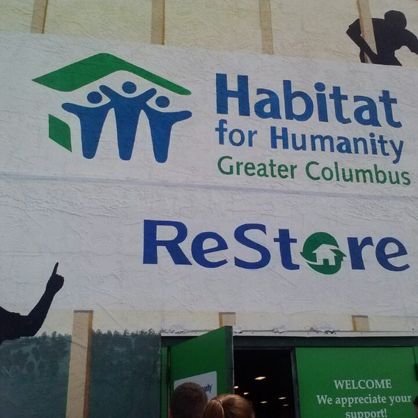 Restore Habitat For Humanity Furniture Home Store In Northeast Columbus
