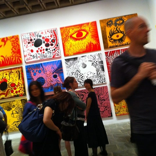 Photo taken at Whitney Museum of American Art by Fredrik O. on 9/14/2012