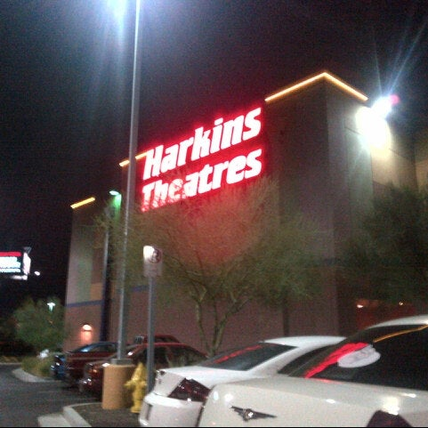 Photo taken at Harkins Theatres Tempe Marketplace 16 by Jordan C. on 7/16/2013