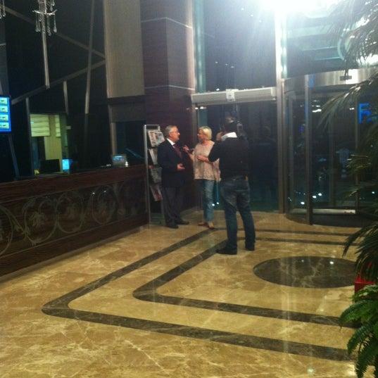 10/17/2012 tarihinde Ece A.ziyaretçi tarafından Demora Hotel'de çekilen fotoğraf