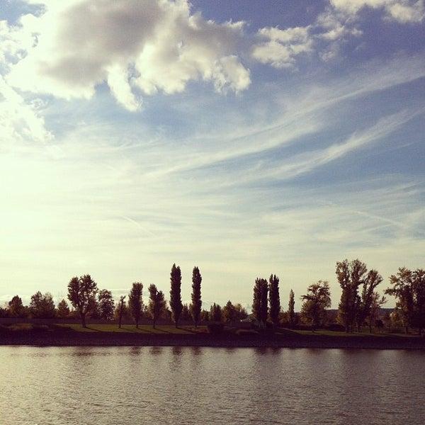Foto tomada en Kopaszi-gát por Marton T. el 10/8/2012