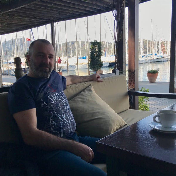 3/11/2018 tarihinde Alper Ö.ziyaretçi tarafından Mod Yacht Lounge'de çekilen fotoğraf