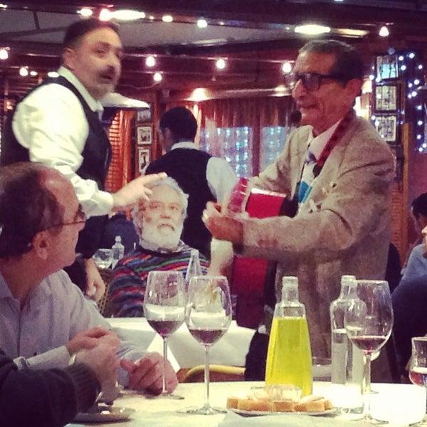 Foto tomada en La Barca del Salamanca por John B. el 12/19/2012