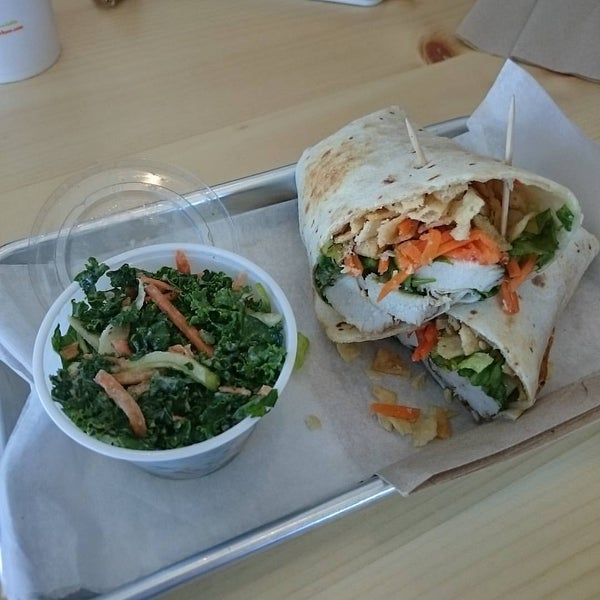 photo taken at tropical smoothie cafe by brittany c on 1132015 - Tropical Cafe 2015