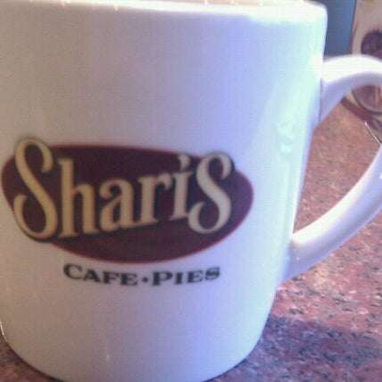 Photo taken at Shari's Cafe and Pies by Liz G. on 11/2/2012