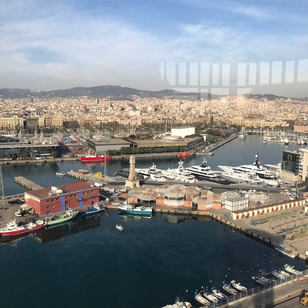 Photo taken at OneOcean Port Vell Barcelona by Sera C. on 1/2/2017