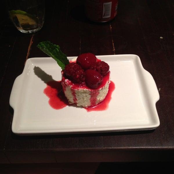 Cheesecake sensacional!