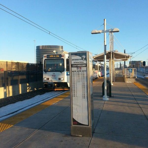 Belleview Light Rail Station