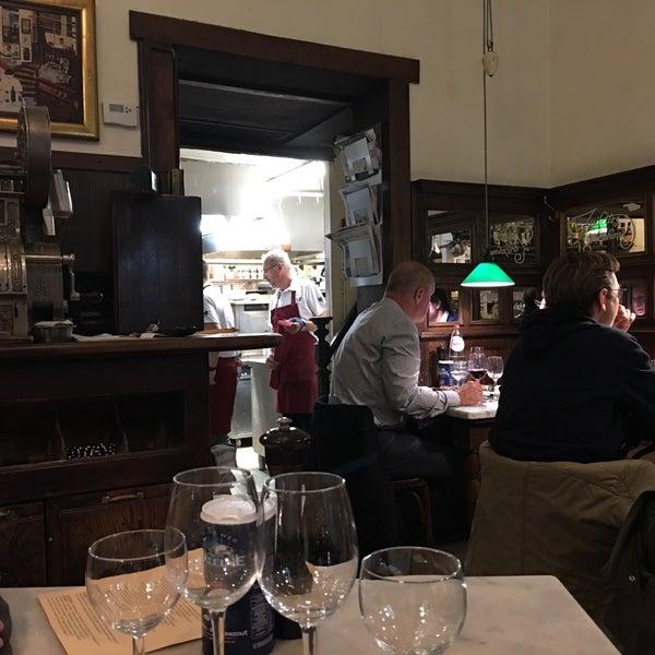 Photo prise au Restaurant de l'Ogenblik par Håkan F. le12/14/2016