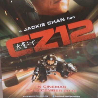 Photo taken at Big Cinemas by 德禮昂 on 1/9/2013