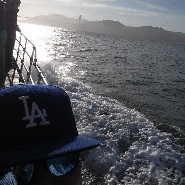 Photo taken at Golden Gate Yacht Club by JaiRawk S. on 7/14/2014