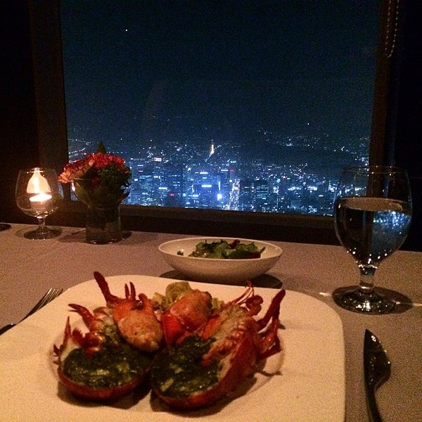 Photo taken at Namsan n Grill by Валерия Ш. on 2/25/2015