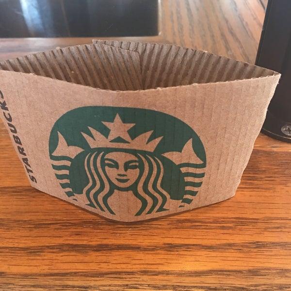Photo taken at Starbucks by Eden E. on 8/3/2016
