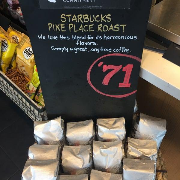 Photo taken at Starbucks by Eden E. on 5/9/2016