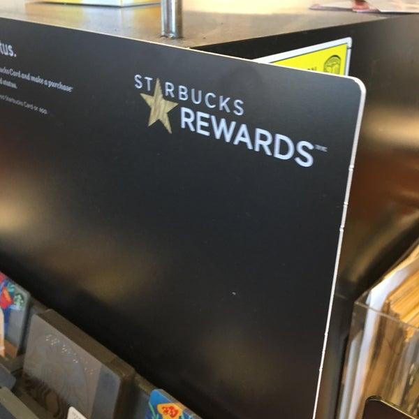 Photo taken at Starbucks by Eden E. on 5/2/2016