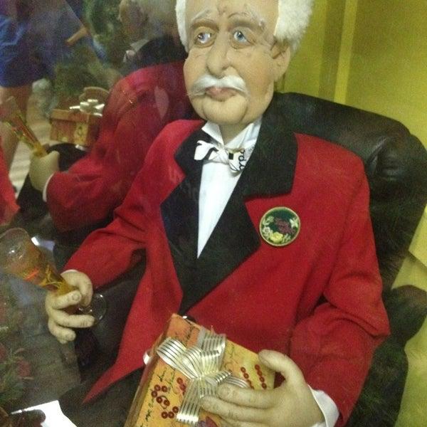 Снимок сделан в Музей кукол пользователем Нюша🐒 5/18/2013