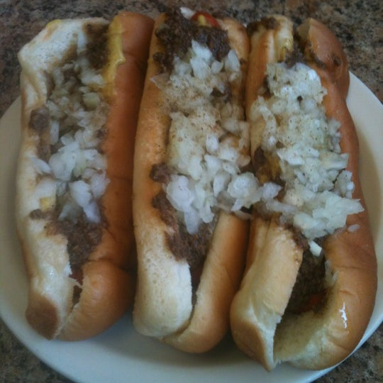 Hot Dog Weiners And Rice