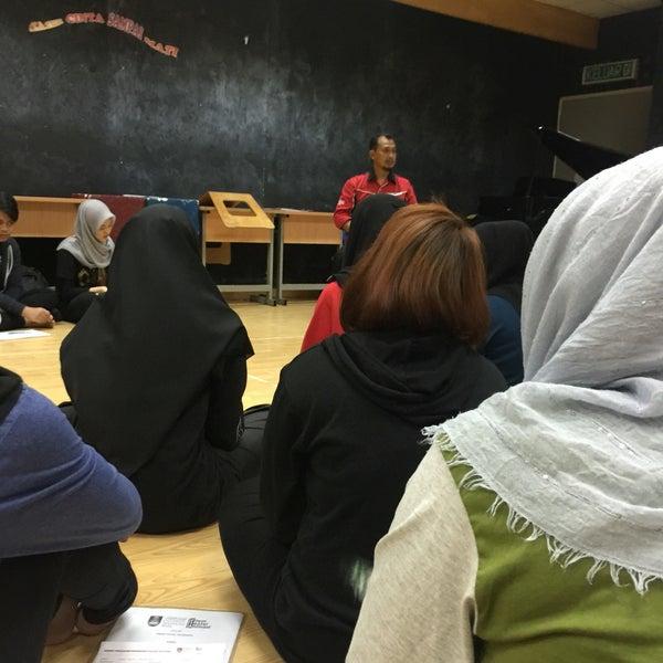 Photo taken at Universiti Teknologi MARA (UiTM) by Adlyna T. on 6/15/2016